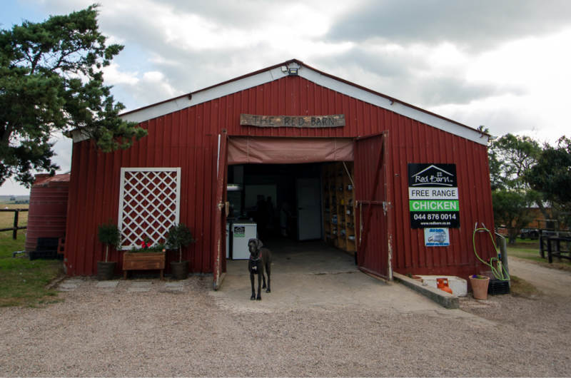 Red Barn Farm Shop